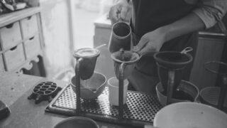 KEBURIのコーヒー